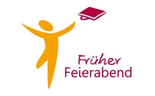 Früher Feierabend Logo