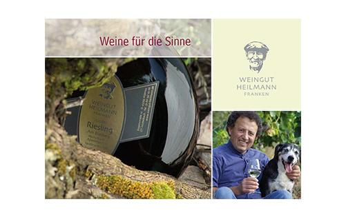 Weingut HEILMANN Broschüre