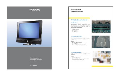 HERAEUS EPP Broschüre