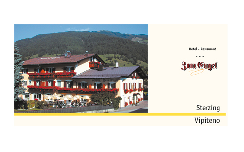 HOTEL ENGEL Broschüre