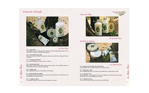 Le Lauron Katalog