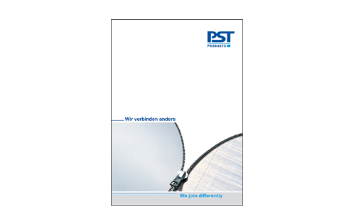 PST products Broschüre