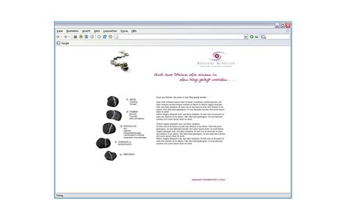 SCHILLER Webseite