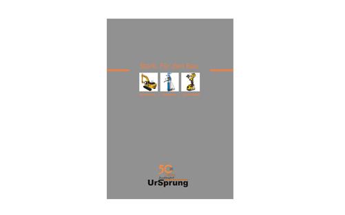 URSPRUNG Broschüre