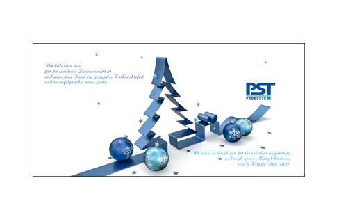PSTproducts Xmas Karten